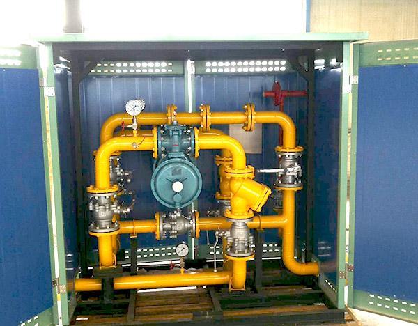 NG surge tank (cabinet)